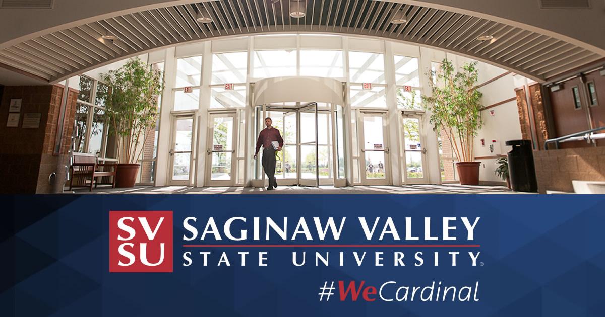 Homepage | Saginaw Valley State University