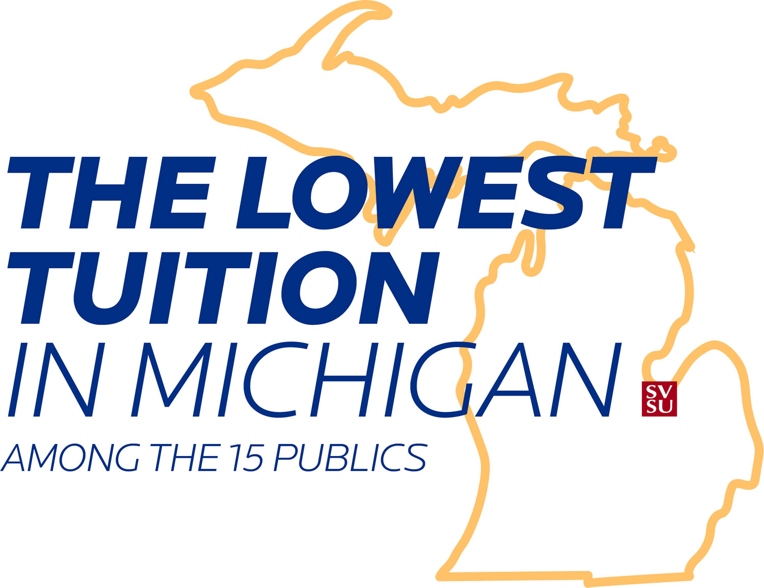 The lowest tuition in michigan