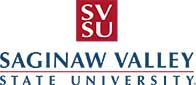Official SVSU logo with the SVSU block on top and the words below.