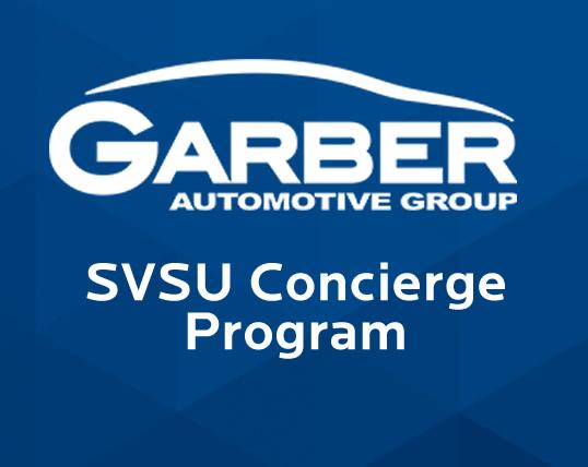Garber SVSU Concierge Program