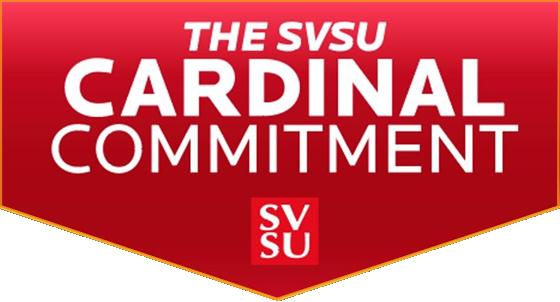 The SVSU Cardinal Commitment