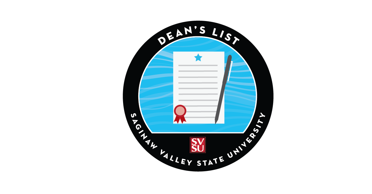 Deans' List badge
