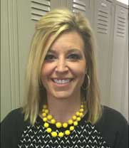 Nicole Napolitano is the Bay-Arenac ISD Early Childhood Specialist.
