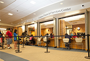 Campus Financial Services Center