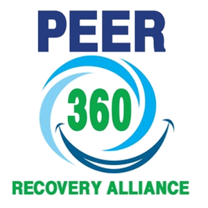 Peer 360 Recovery Alliance logo