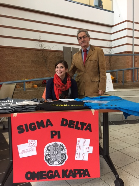 foreign language day sigma delta pi