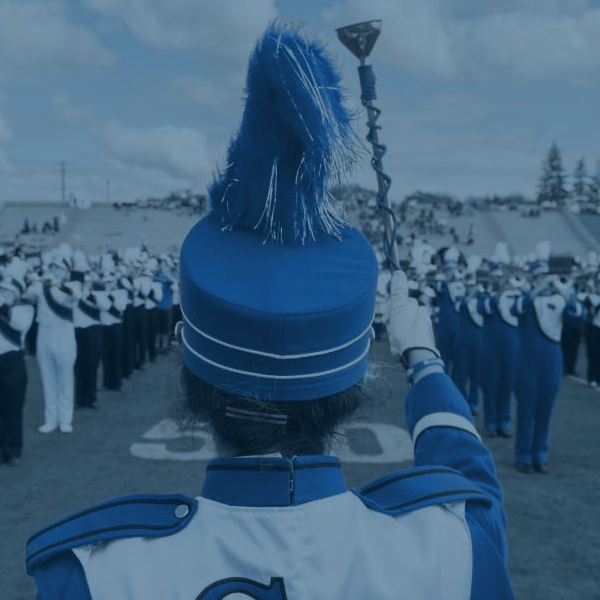 marching band leader