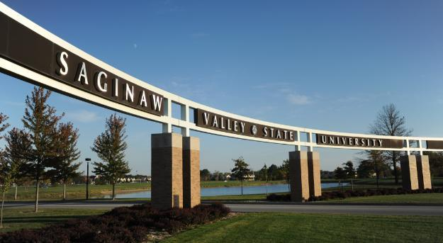 Photo: SVSU main entrance