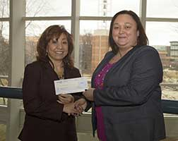 Consumers Energy donates $5,000 to the Great Lakes Bay Hispanic Leadership Institute