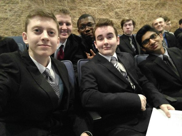 DECA Competition 2015