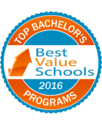 Best Value Schools.com 2016 logo