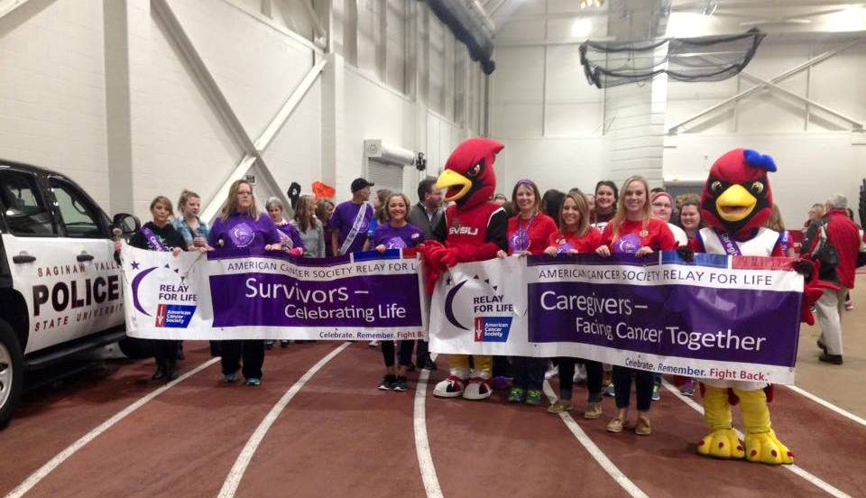 Relay for Life 2016 participants raised $37,000 for the American Cancer Society.