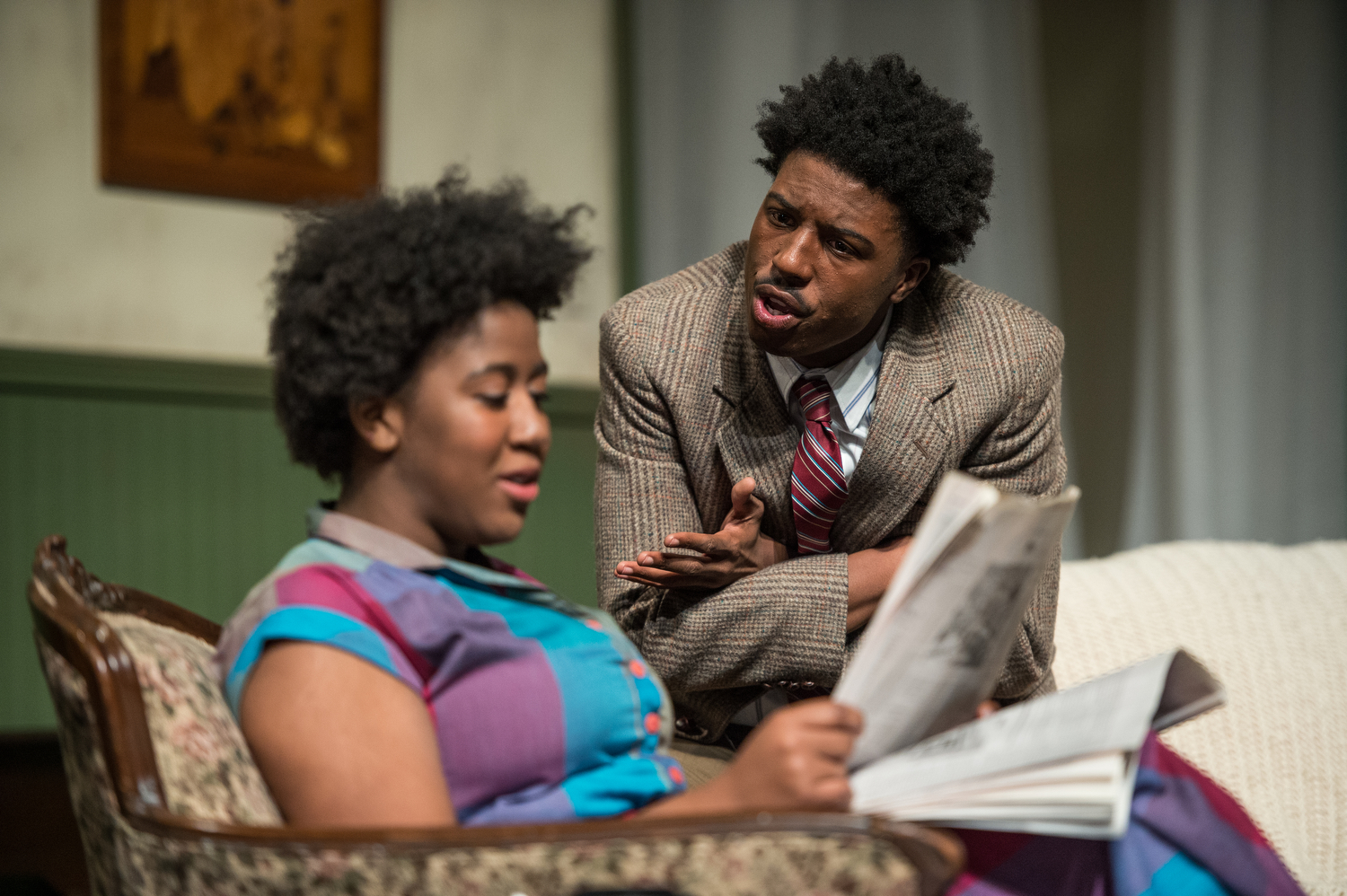 SVSU Theatre presents Raisin in the Sun