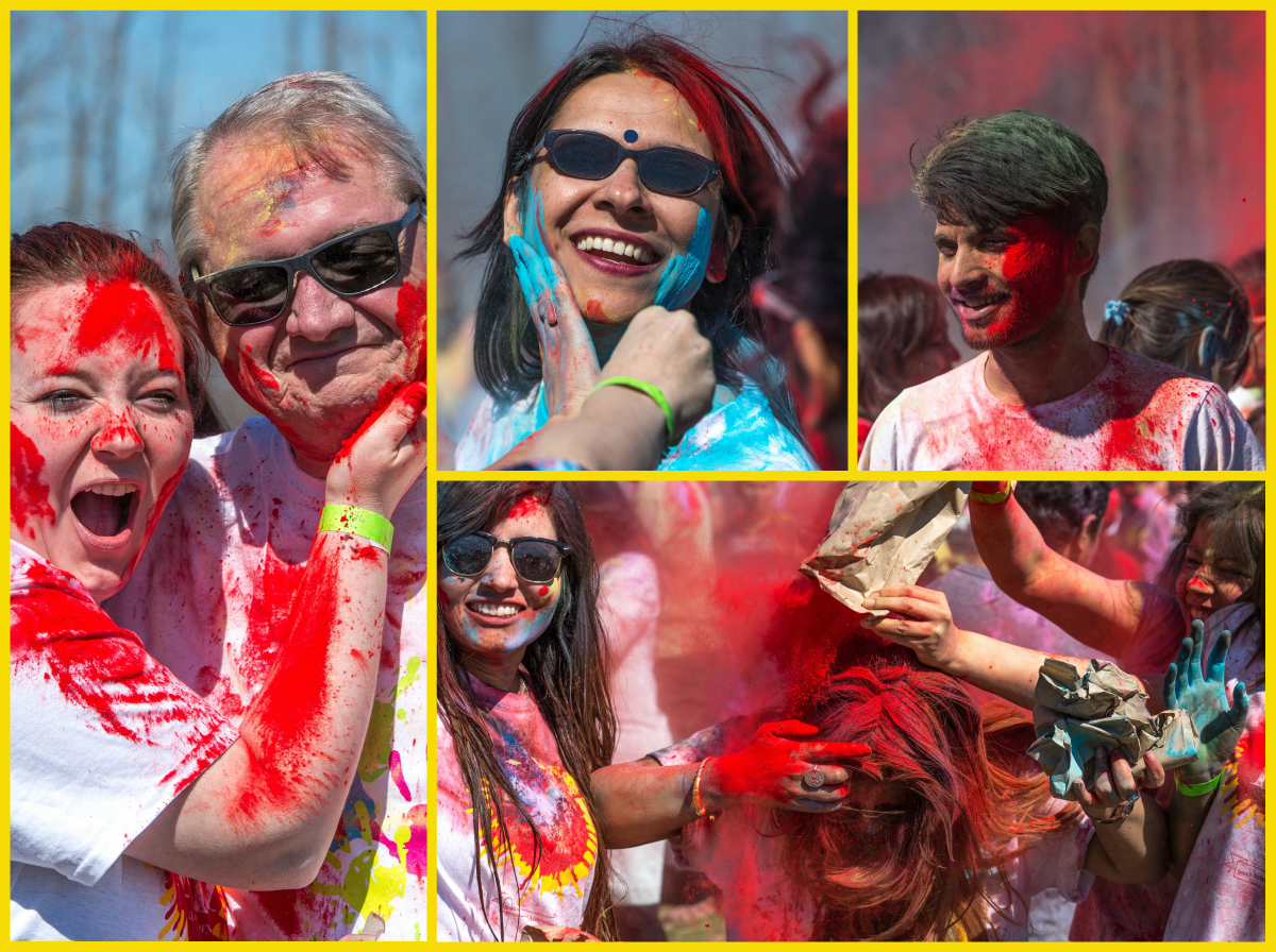 The Festival of Colors: Holi 2017