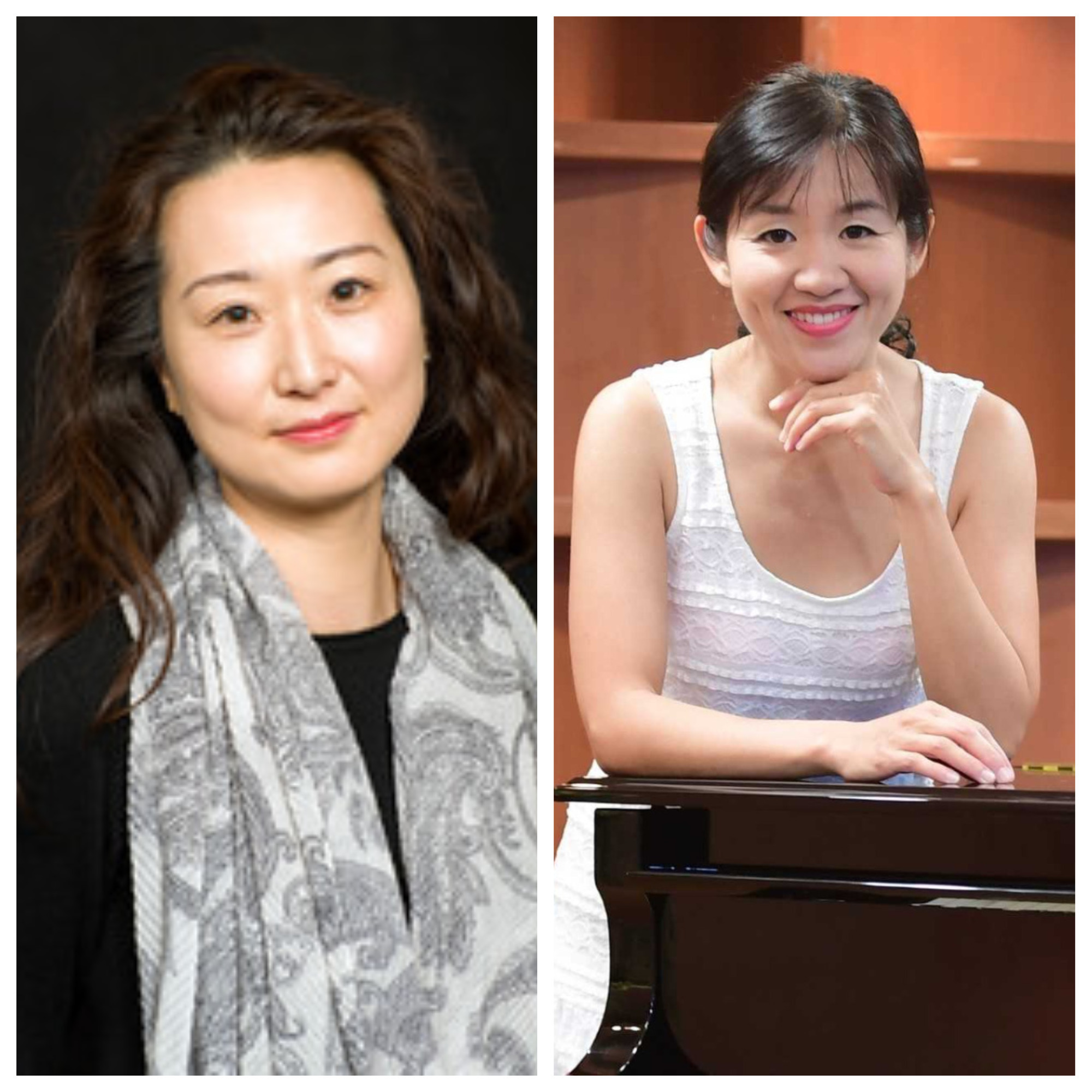 MiJung Trepanier and Wendy Chu will perform together in a faculty recital playing Beethoven and Tchaikovsky