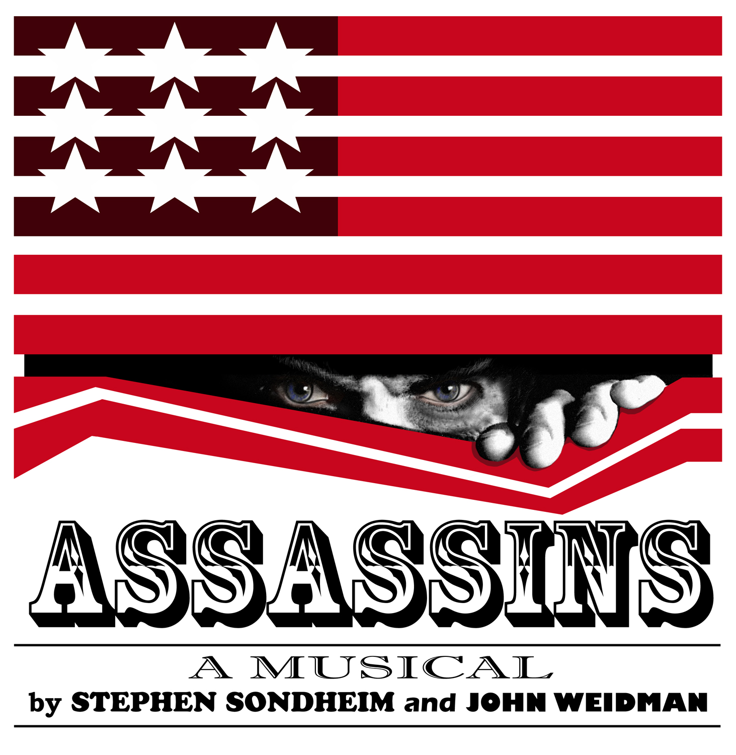 "Final theatre production of the 16-17 academic year is the Tony Award-winning musical, ""Assassins"""