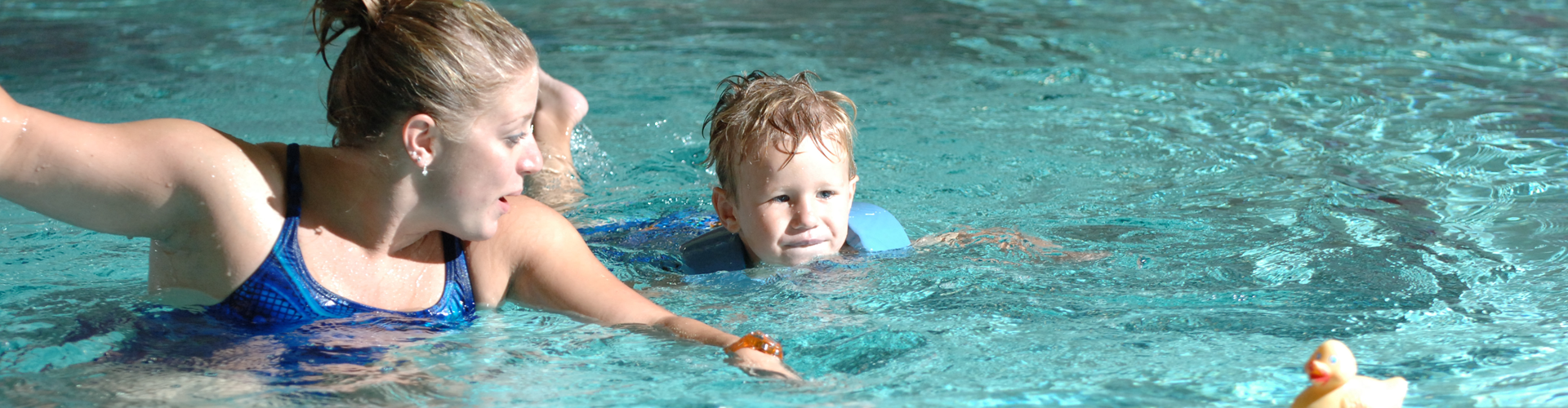 Learn to Swim Classes