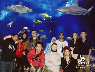 Club - Chicago trip 2014