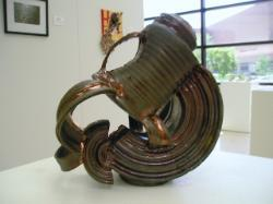 Photo of 7th Annual Student Exhibit Untitled Ceramic, Juror's Award