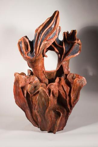 Learning Evolves - Sculpture, Garrett Weslock