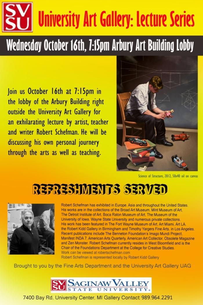 Lecture Series - Oct 16, 2013