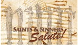 Postcard for Saints & Sinners Event
