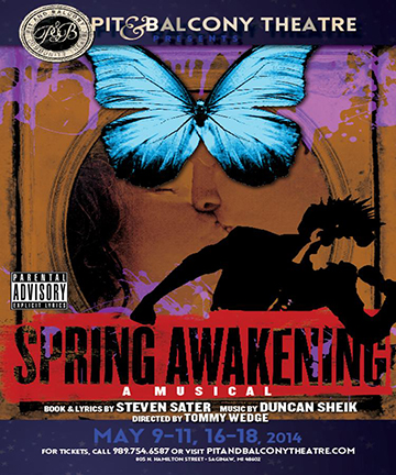 'Spring Awakening,' a play in production in Saginaw, stars several SVSU students.