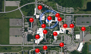 Official Campus Map (PDF)